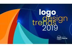 Xu hướng thiết kế logo hàng đầu năm 2019: Diện mạo mới của các thương hiệu